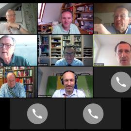 Mitgliederversammlung des Stiftervereins am 27.06.2020